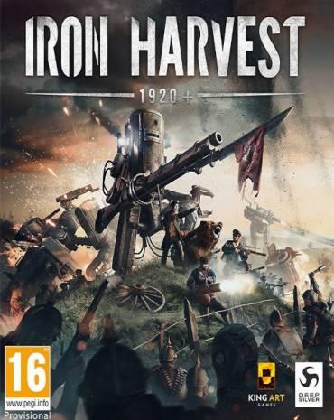 Iron Harvest kép