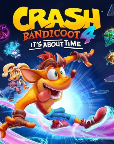 Crash Bandicoot 4: It's About Time kép