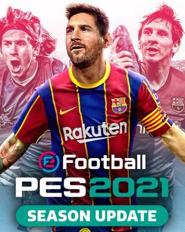 eFootball PES 2021 Season Update kép