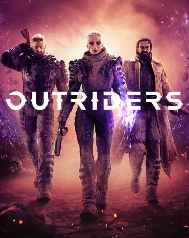 Outriders kép