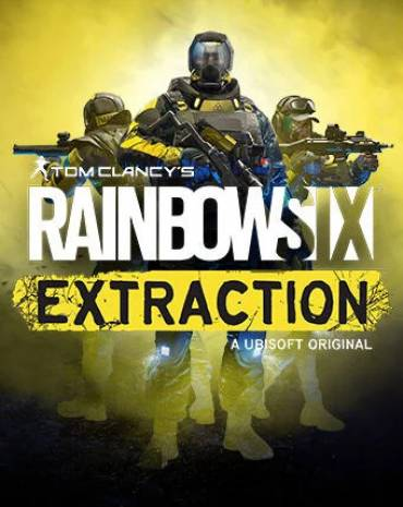Rainbow Six Extraction kép