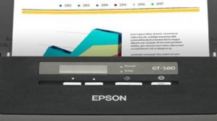 Epson GT-S80N szkenner teszt kép