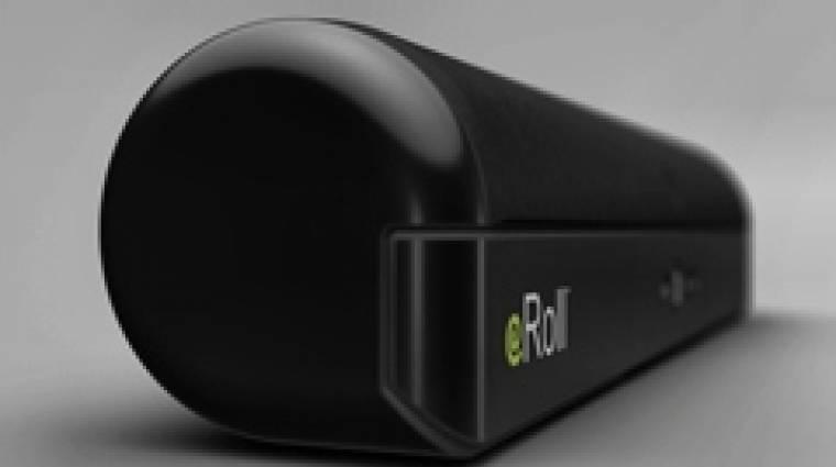 E-reader, amilyet még nem láthattunk kép