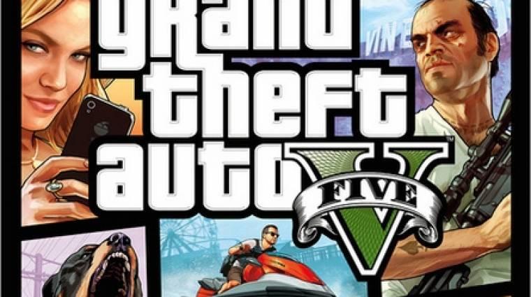Grand Theft Auto V - hőseink, a sebhelyesarcúak bevezetőkép