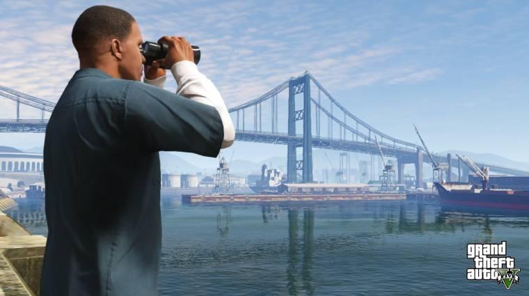 Grand Theft Auto V - egymilliárd három nap alatt bevezetőkép
