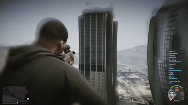 Grand Theft Auto V előzetes - amit a trailerből megtudhattunk bevezetőkép
