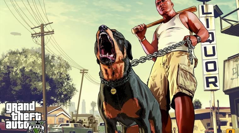 Grand Theft Auto V - szeretnétek PC-s verziót? bevezetőkép