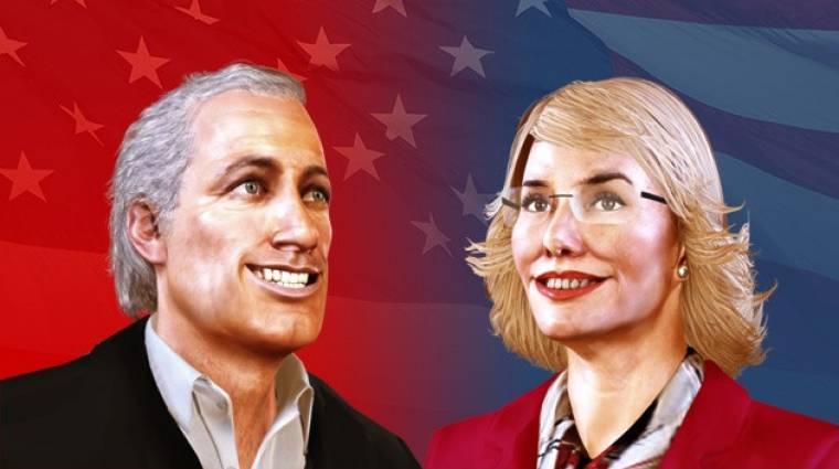 Grand Theft Auto V - videón a kormányzójelöltek bevezetőkép