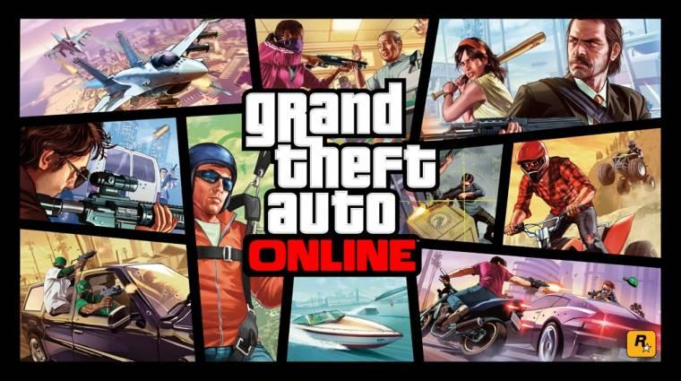 Grand Theft Auto Online előzetes - 500 küldetés, rengeteg móka bevezetőkép
