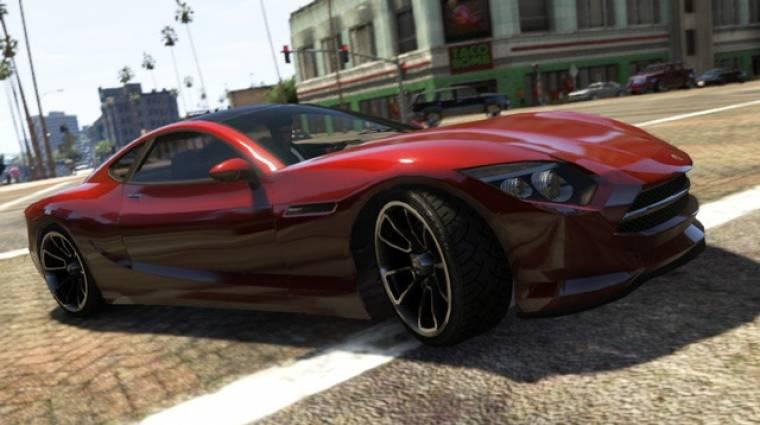 Grand Theft Auto V - tengernyi extra tartalom a speciális kiadásokhoz bevezetőkép