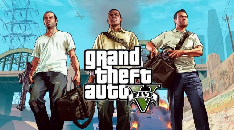 Grand Theft Auto V - hét Guinness világrekordot tart a Rockstar bevezetőkép