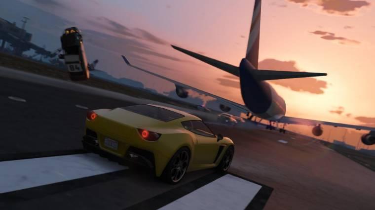 Grand Theft Auto V - ilyen lenne belső nézetes játékként bevezetőkép