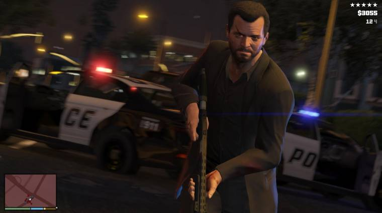 Grand Theft Auto V - sikerült lenyomni Niko Bellicet bevezetőkép