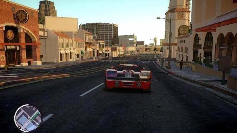 Grand Theft Auto V PC - így alakul a GTA IV mod bevezetőkép