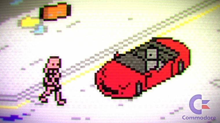 Ha a GTA V egy Commodore 64 játék lenne... bevezetőkép