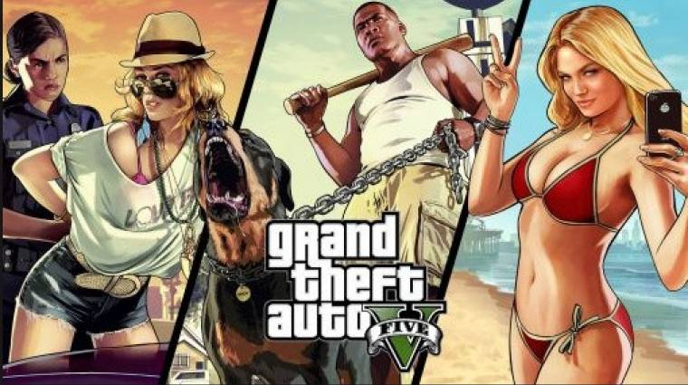 Jövőre csúszik a Grand Theft Auto V? A Rockstar válaszol bevezetőkép