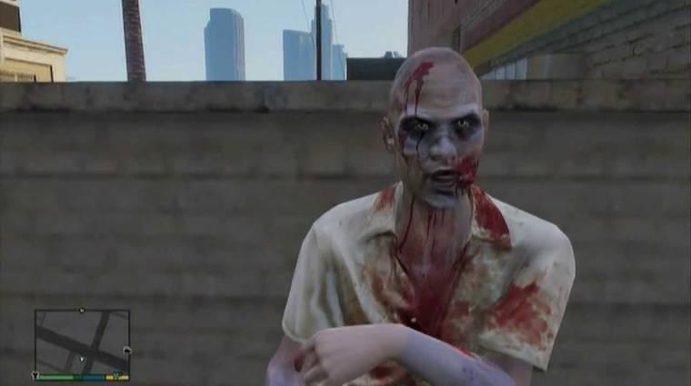 Grand Theft Auto V - zombis DLC jön?  bevezetőkép
