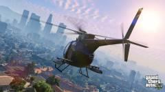 Grand Theft Auto V - ilyen lenne 60 fps-sel kép