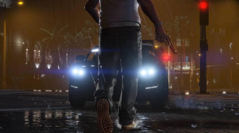Grand Theft Auto V PC - megint egy mod miatt banolnak bevezetőkép