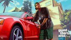 A Grand Theft Auto V-tel tanulnak az önvezető autók kép
