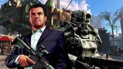 Fallout 4 - már a GTA V-ben is imádjuk kép