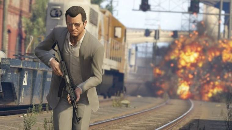 Grand Theft Auto V - fura dolog történik, ha ezt a számot hívod bevezetőkép