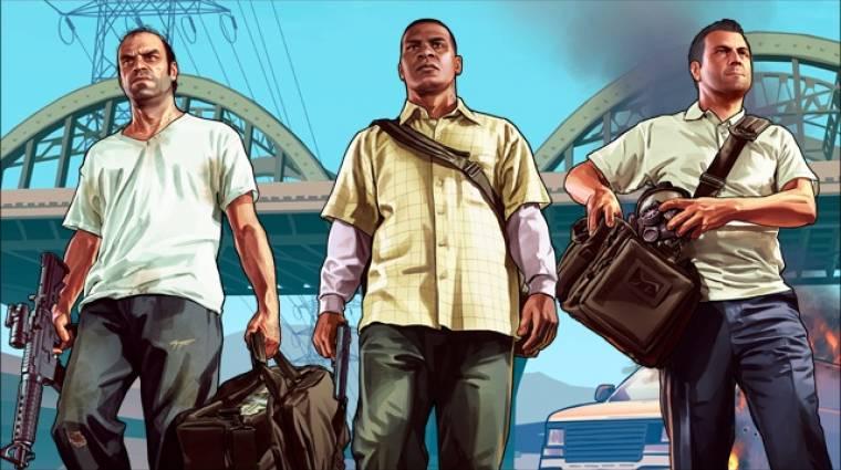 Nem valószínű, hogy a közeljövőben bejelentik a GTA VI-ot bevezetőkép