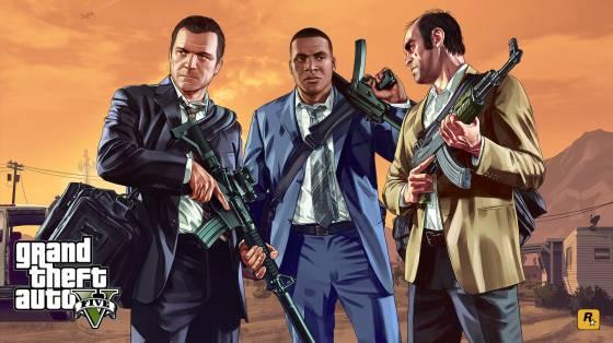Grand Theft Auto V infódoboz