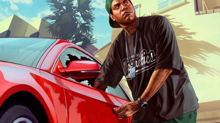 Chicagóban elszaporodtak az autólopások, a megoldás egyszerű: tiltsuk be a GTA-t bevezetőkép