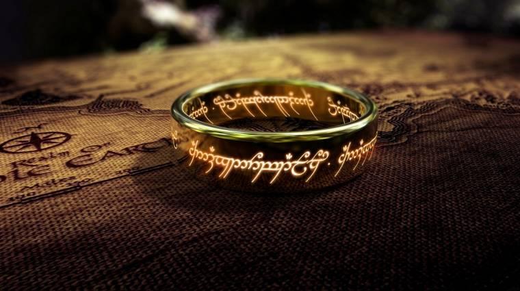 Az Amazon berendelte a Gyűrűk ura szériát! kép