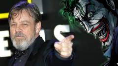 Mark Hamill nem hagy fel Batman bosszantásával Joker szerepében kép