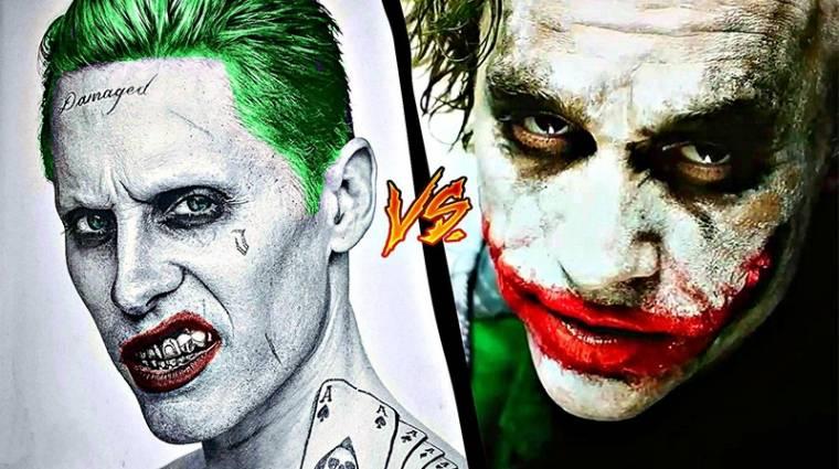 Joker vs. Joker - ezt a videót látni kell! kép