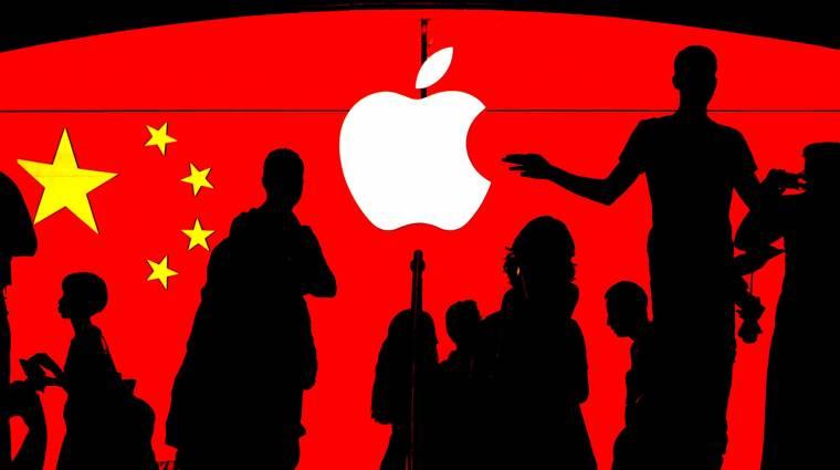 Az Apple és a TikTok sem hajlandó Kínáról vallani kép