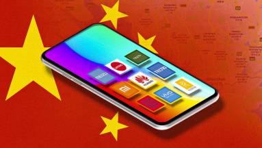 Nagy zűr Kínában: nem fogynak a mobilok kép