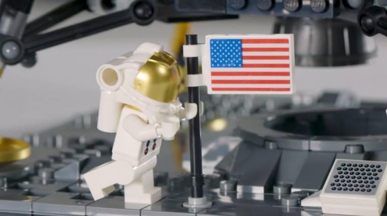 A LEGO látni akarja, hogy szerinted milyen géppel mehetnénk a Marsra bevezetőkép