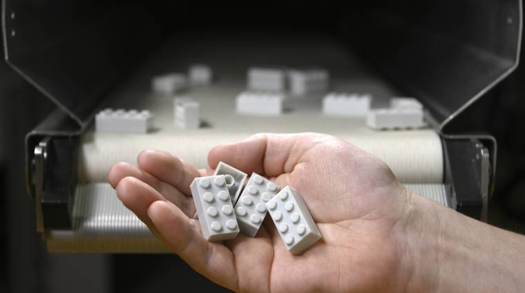 Újrahasznosított elemekkel kísérletezik a LEGO bevezetőkép
