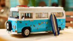 A LEGO Volkswagen partibusz lehet a nyári gyűjteményed legjobbja kép