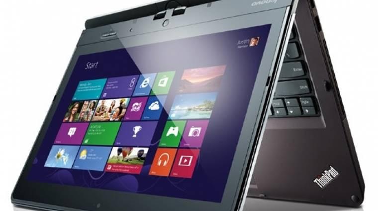 27 hüvelykes tablettel újított a Lenovo kép