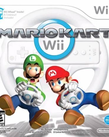 Mario Kart kép