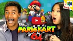 Így reagálnak a tinik a Mario Kart 64-re kép