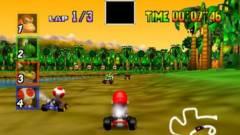 Szokatlan módszerrel döntötték meg a Mario Kart 64 világrekordját kép