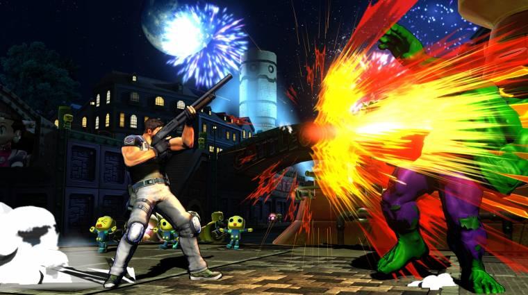Ultimate Marvel vs. Capcom 3 - játékmenet videó a Vita verzióból bevezetőkép