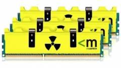 Új Mushkin Radioactive memóriakitek kép