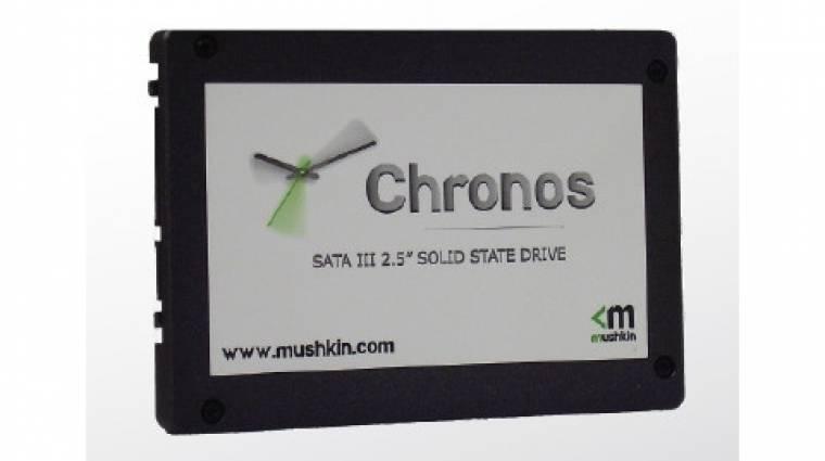 Új SSD-k a Mushkintől kép