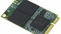 Érkezik a világ leggyorsabb mSATA SSD-je, 30 GB tárhellyel kép