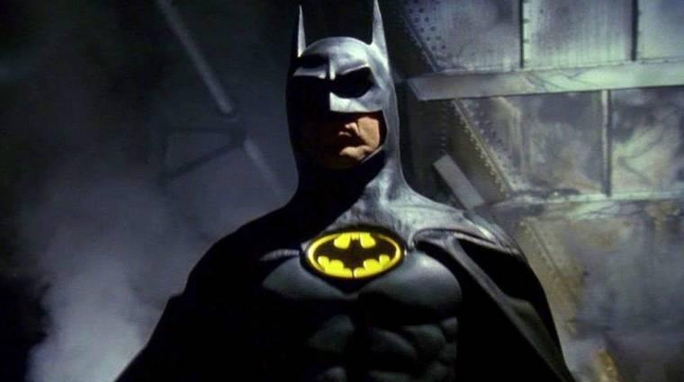 Teljesen restaurálták Michael Keaton Batwingjét bevezetőkép