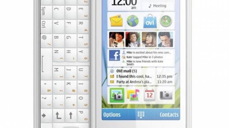 Komoly frissítés érkezett a Nokia C6-hoz kép