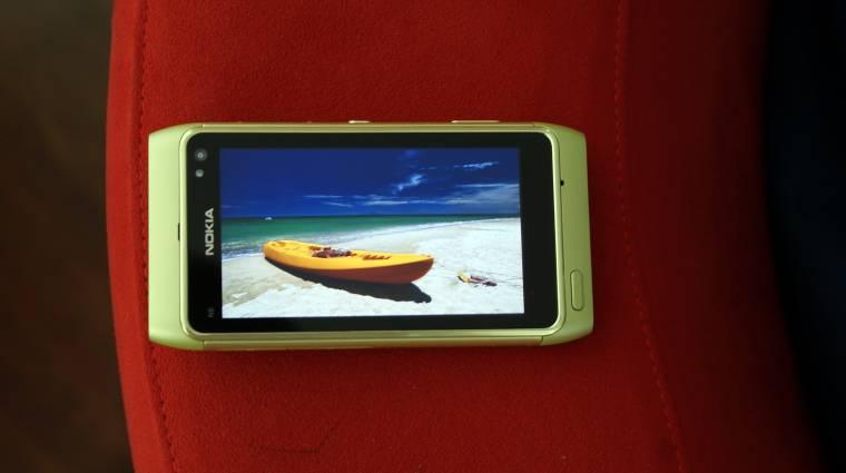 Limitált példányszámban jön a Nokia N8 kép