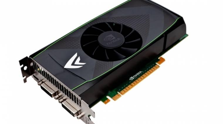 NVIDIA GeForce GTS 450 - Fermi a középkategóriának kép