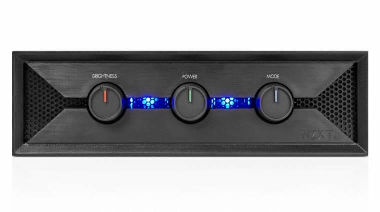 LED-es színkeverő az NZXT-től kép